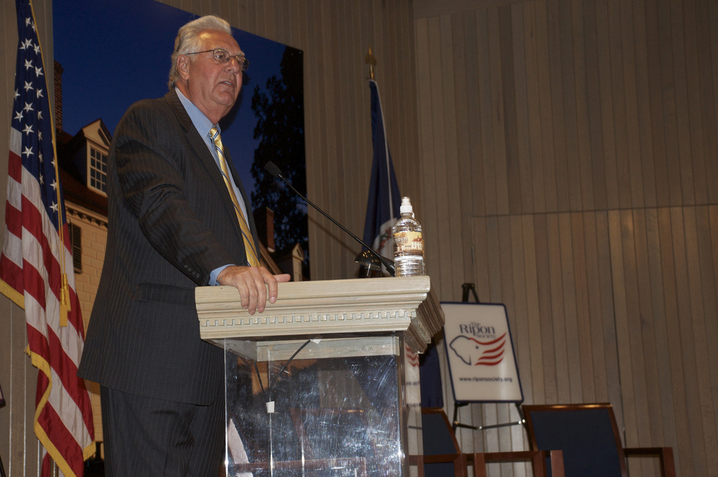Dick Armey Addresses the The Ripon Society's 1st Annual Congressional  Symposium at Mount Vernon