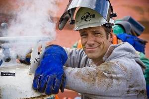 A Q&A with Mike Rowe