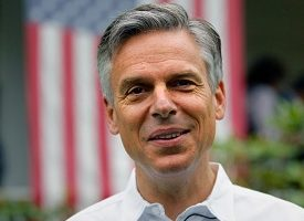 """Anger is not a substitute for good policy"" – A Q&A with Jon Huntsman"