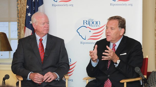 Chambliss & Rogers Say U.S. Must Take Fight to the Terrorists