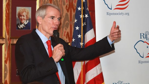 Portman Expresses Optimism About GOP Prospects this Fall