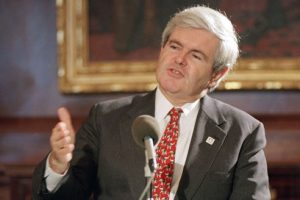 A Conversation With Newt Gingrich