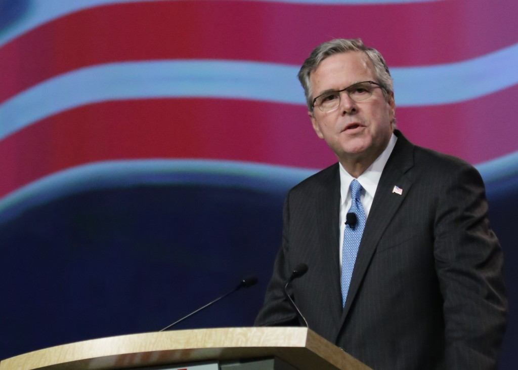 Jeb Bush speaking 1.23.15