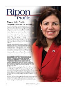 Kelly Ayotte Profile
