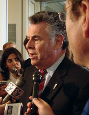 Peter King, Chairman of the Homeland Security Committee