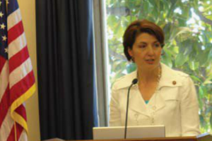 Q&A  with Cathy McMorris Rodgers