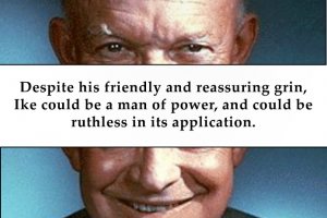 The Eisenhower Paradigm