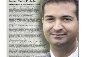 Ripon Profile of Carlos Curbelo