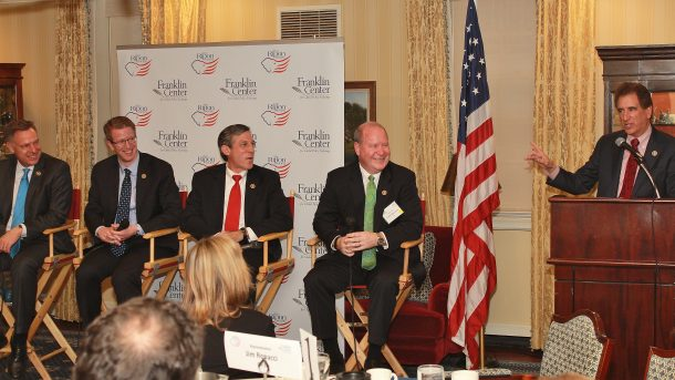 Members of the Bipartisan Working Group Discuss Effort to Find Common Ground on Capitol Hill