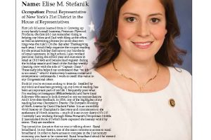 Ripon Profile of Elise Stefanik
