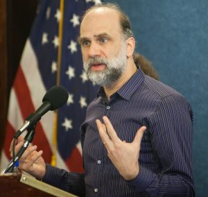 Bruce Schneier photo by David Brody