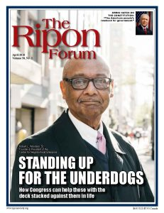 Ripon Forum - April 2016 - cover