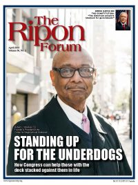 Ripon Forum - April 2016 - cover