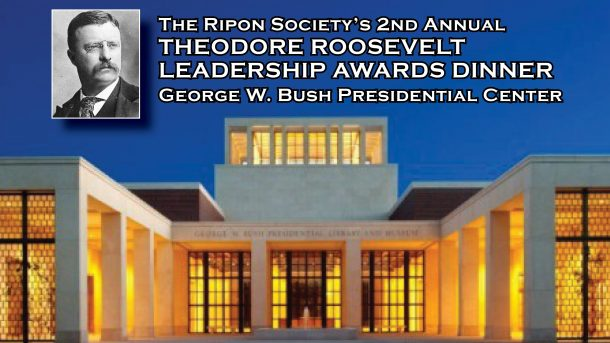 2nd Annual Theodore Roosevelt Leadership Awards Presented to Capito, Ellmers, Brooks, Wagner & Morella
