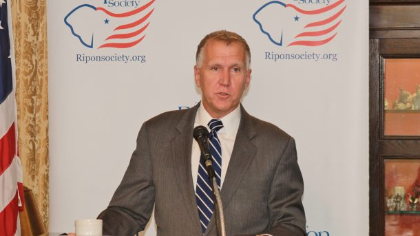 Tillis Says North Carolina's Economic Recovery is a Model for U.S. Economic Growth