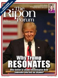 Ripon Forum Cover - July 2016