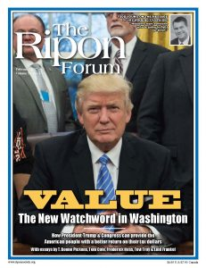 Ripon Forum February 2017 - cover