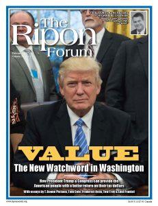 Ripon Forum February 2017 - cover