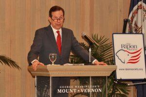 Fox News Sunday Anchor Chris Wallace Headlines Ripon Society's 7th Annual Symposium on Leadership at Mount Vernon