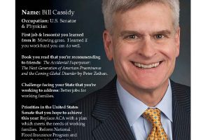 Ripon Profile of Bill Cassidy