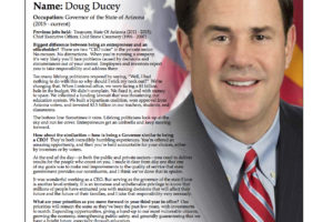 Ripon Profile of Doug Ducey