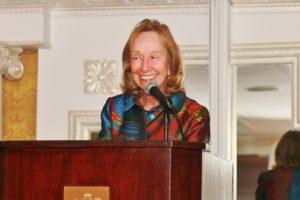 Doris Kearns Goodwin Delivers Keynote Remarks at 2017 Roosevelt Leadership Awards