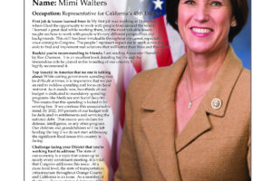 Ripon Profile of Mimi Walters