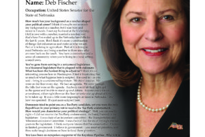 Ripon Profile of Deb Fischer