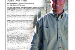 Ripon Profile of Dean Heller
