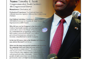 Ripon Profile of Tim Scott