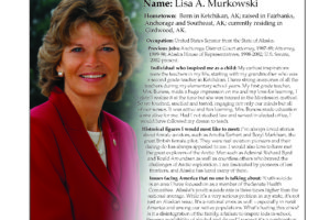 Ripon Profile of Lisa Murkowski