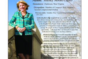 Ripon Profile of Shelley Moore Capito