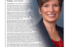 Ripon Profile of Joni Ernst