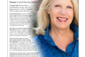 Ripon Profile of Carol Miller