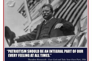 Wisdom from our 26th President – July 2, 2019