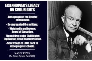 #TBT – Eisenhower's forgotten legacy on civil rights and the lessons it holds for today
